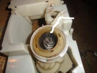 Krups EA 8050 - Młynek mieli za grubo, brak regulacji po czyszczeniu ekspresu.