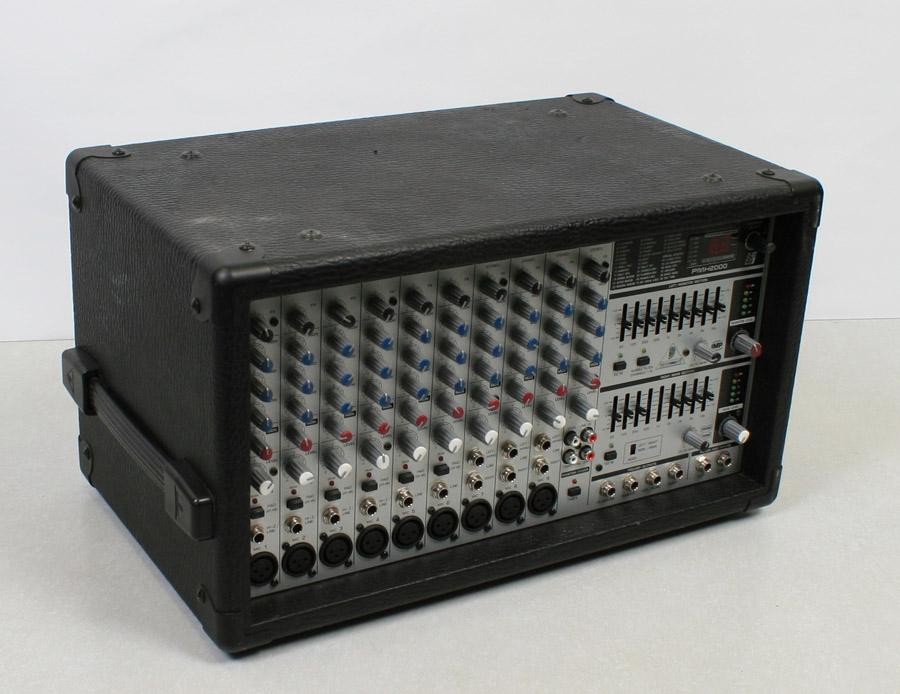 [Sprzedam] / [Zamieni�] Powermixer Behringer PMX 2000