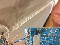 Domofon Laskomex LM-4S otwiera po podniesieniu słuchawki