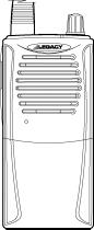 Midland Topaz-PL1145 UHF Porto Manual EN