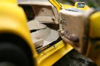 Model samochodu zdalnie sterowanego Corvette