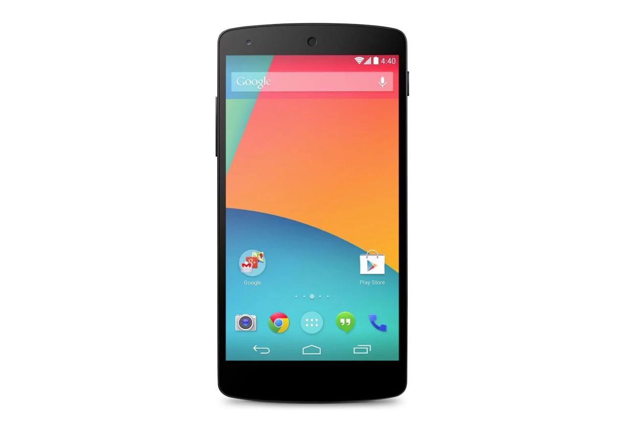 "LG Nexus 5 - nowy smartphone z 4,95"" ekranem, Snapdragon 800 i Android 4.4"