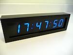 Zegar SNTP synchronizuj�cy czas z sieci