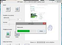 HP LJ CM1415nf - przestaje dzia�a� skanowanie w Windows 8 x64