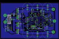 wzmacniacz klasy D irs2092 sprawdzenie schematu i pcb