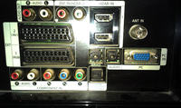 Laptop (HDMI) --> TV SAMSUNG --> Głośniki LogiTech 5.1