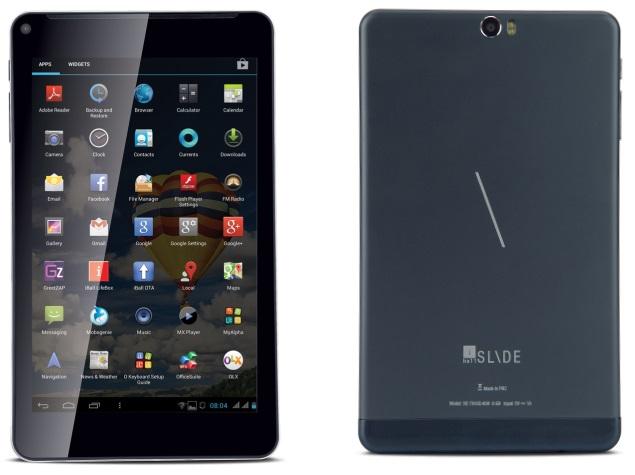 iBall Slide 3G 7345Q-800 - 7-calowy tablet z funkcj� telefonu w cenie 530PLN