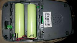 DEVISER S30 z NCR18650B - wymiana akumulatora
