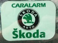 Skoda/Fabia/Autoalarm - Włączający się alarm w Skoda Fabia