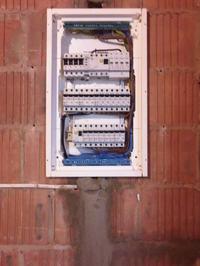 Przyłącze elektryczne do domku jednorodzinnego