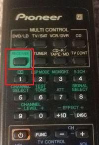 Pioneer/VSX609rds - Brak DolbyDigital w Cyfra Plus