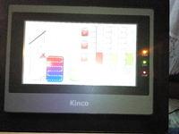 """[Sprzedam] Kinco sterownik PLC HMI 7"""" i inne"""