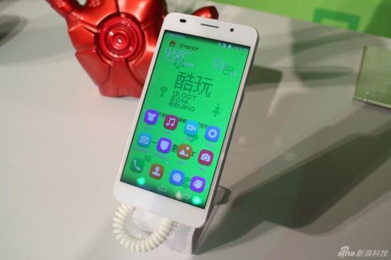 """Huawei Honor 6 Extreme Edition - smartphone z 5"""" 1080p i 8-rdz. procesorem"""