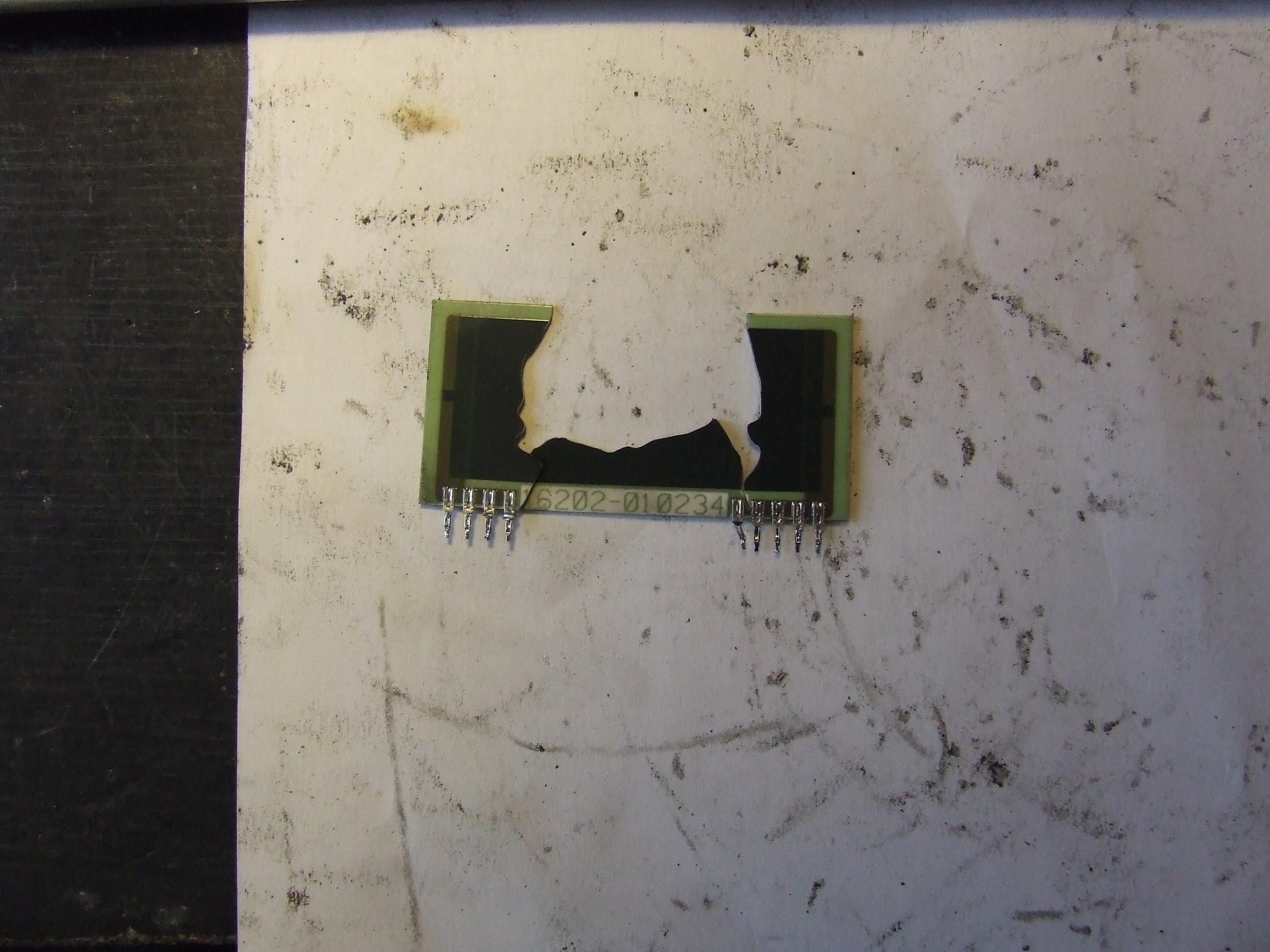 Vacon AU15CXS4G2L1 - spalone rezystory