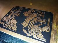 [C] Serwonapęd - silnik DC, Atmega32, PWM, PID, Enkoder