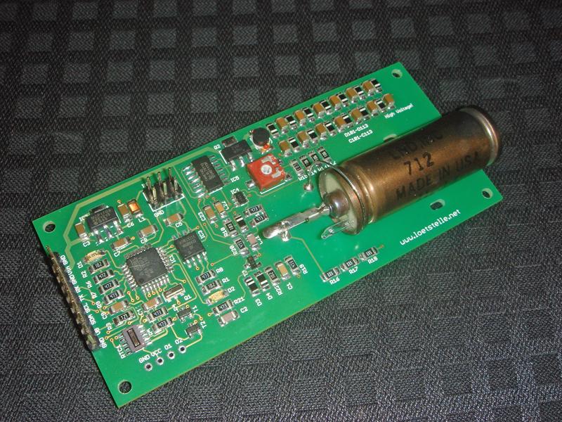 Mikroprocesorowy rejestrator promieniowania j�drowego