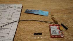 SIM 800L z Arduino jako sterownik urządzenia.