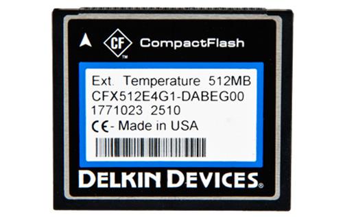 Delkin wypuszcza wysokowydajne karty CF odporne na skrajne temperatury