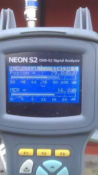 Wybór miernika satelitarnego DVB-S2.