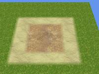 Podłoże z warcraft III - metoda mieszania