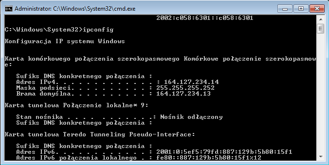 system windows nie mo�e uzyska� dost�pu do \\