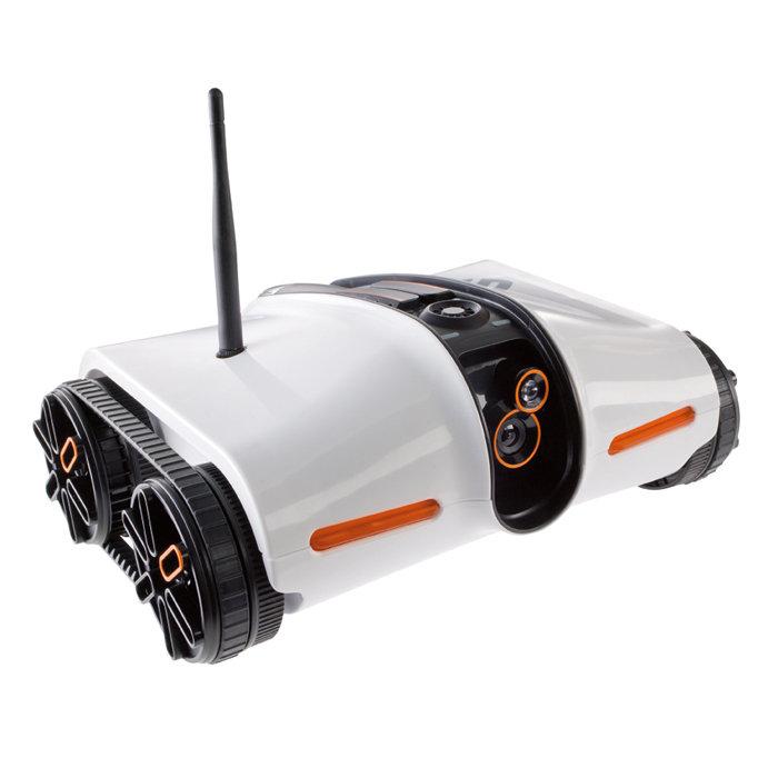 Rover AC13 z Wi-Fi - zdalny robot monitoruj�cy dla iPada