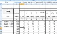EXCEL - VBA - zaznaczenie wiersza i zamiana funkcji na wartosci