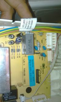 Hoover Vision HTV913 - Nie wiruje, Error 12