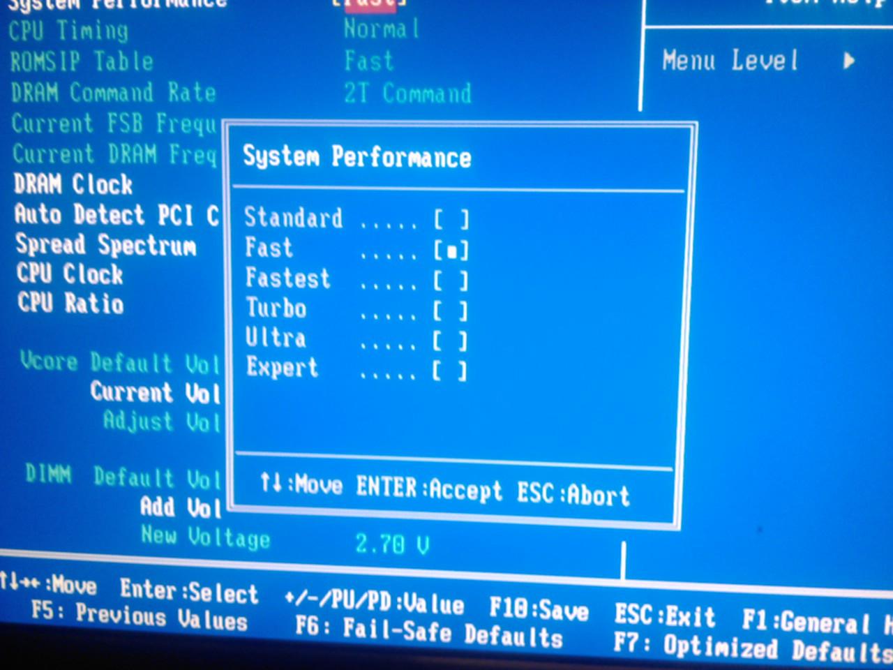AMD Sempron - Mo�liwo�� podkr�cenia