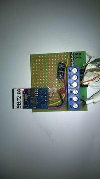 Termometr ESP8266 DS18B20