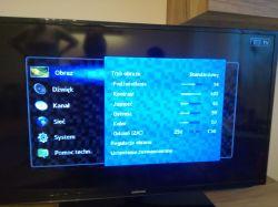 Samsung UE40EH5300WXXH - Płyta BN94-05559M, miga led 5x2, artefakty