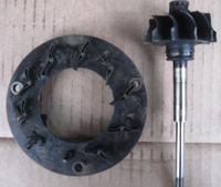 Ford Focus 1.6 TDCI FAP - Uszkodzona 2 z kolei turbosprężarka