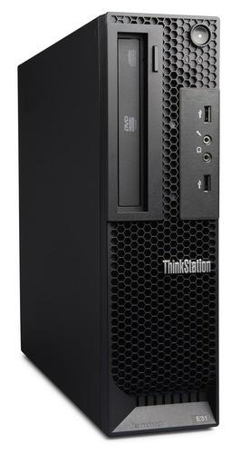 Lenovo ThinkStation E31 - nowe stacje robocze dla ma�ych i �rednich firm
