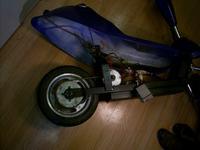 No name - E-Scooter (elektryczny) - szukam schematu instalacji/ patrz foto...