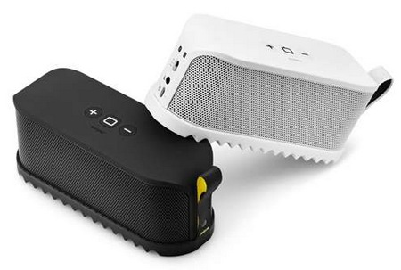 Jabra Solemate -  designerski przeno�ny g�o�nik Bluetooth dla urz�dze� mobilnych