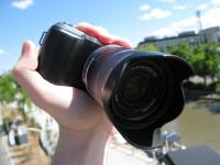 Sony przygotowuje kompaktowy aparat z matrycą APS-C