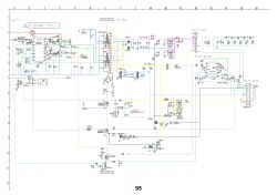 Panasonic LCD TX-58AX802B - Czerwona dioda miga 6 razy.
