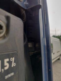 Volvo FH 2008r E5 - Komunikat drugiego układu powietrza