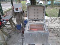 Sterowanie piecem do wypalania ceramiki