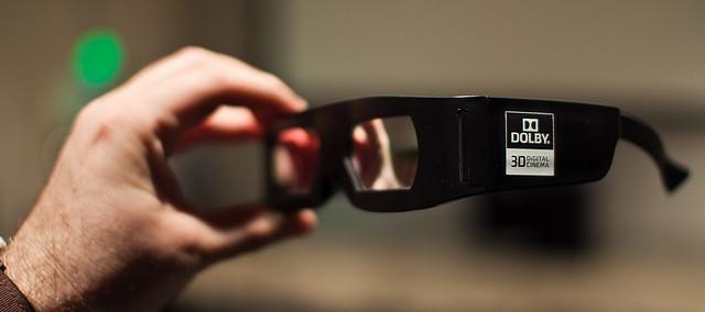 "Okulary 3D do komputera a te ""kinowe"""