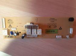 Bomann WA 5721- Dziwny dźwięk z płyty strerujacej, pralka nie włącza się.