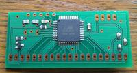 LCD Graficzny na TWI (I2C)