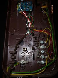 Wymiana unifonu LASKOMEX LF-3S na LM-4S dla instalacji sześcioprzewodowej