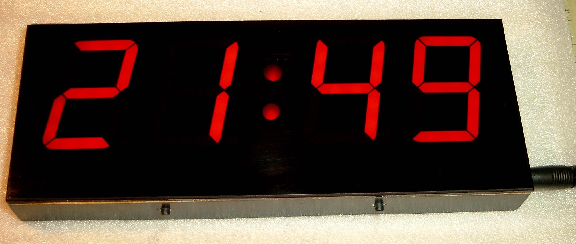 Kolejny Zegarek Led Na Atmega8 Ale Dokładny Elektrodapl