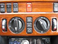 Mercedes 124 (95r.) klimatyzacja
