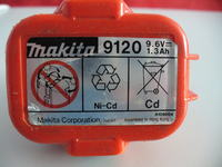 Makita 9120 akumulator gdzie można zregenerować