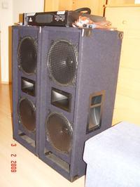 Kolumny na 2 x STX GDN 30-400 + D800