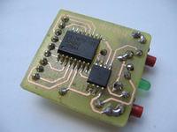 Potencjometr Cyfrowy na DS1267 + ATTiny13