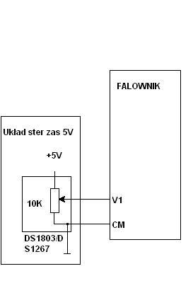 Sterowanie falownikiem LG SV-iC5. Pomoc.