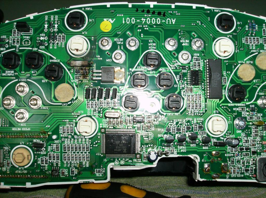Audi A4 B5 95 Spalone Zegary Elektrodapl